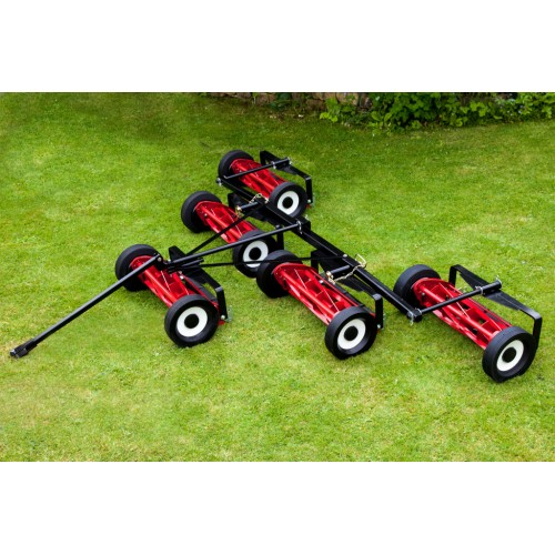 Gang mowers