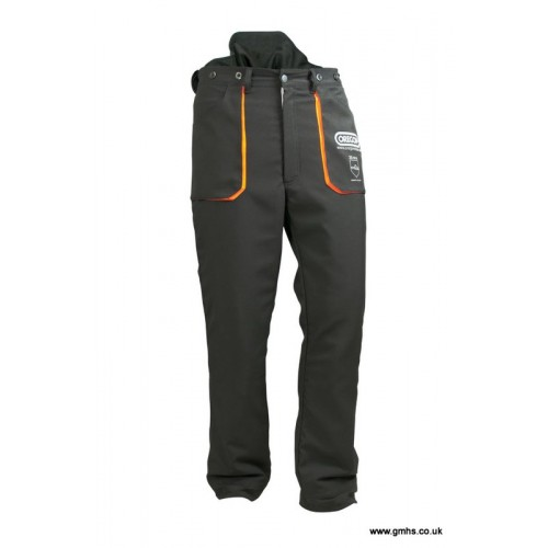 Oregon Yukon Chainsaw safety trousers