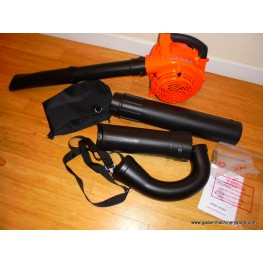 Garden pride GP26BV Leaf blower Vacuum with shredder blade
