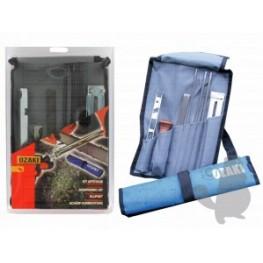 Ozaki sharpening kit 9308312 One Kit sharpens all chains.