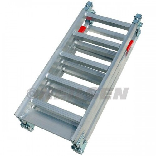 Aluminium tri Folding Ramp pair